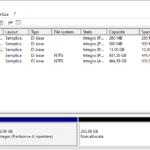 Come eliminare la partizione di ripristino di Windows